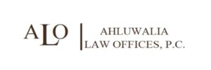 Ahluwalia Law Offices Logo